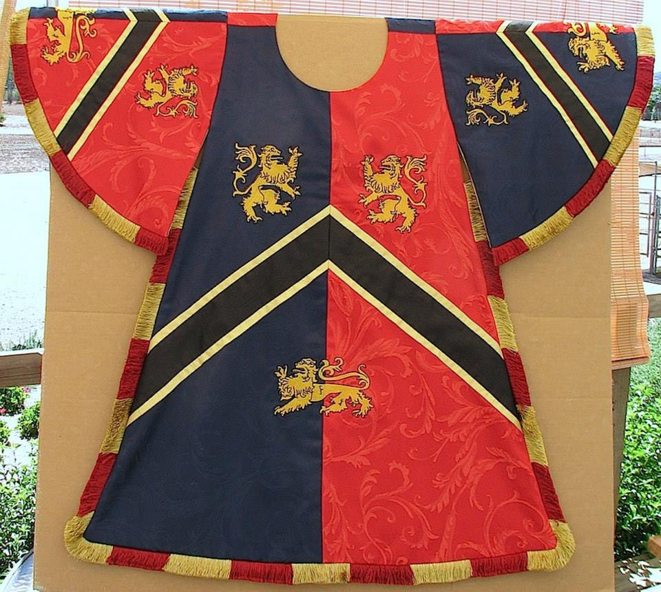 Cotte d'Armes (Herald's Tabard)